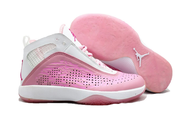 Pink Jordan Shoes for Womens
